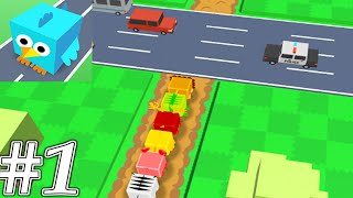 Animal Rescue 3D - Gameplay Walkthrough Part 1 - Help Animal Cross The Street