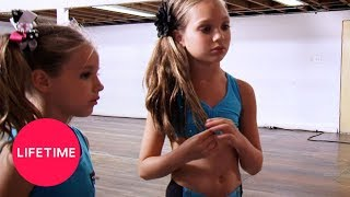 Dance Moms: Maddie and Mackenzie Meet with an Agent (Season 2 Flashback) | Lifetime