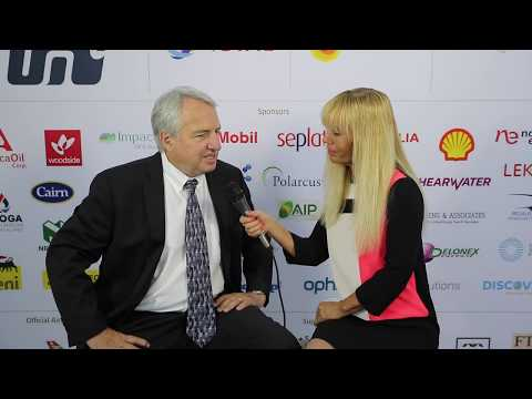 Keith Hill, Africa Oil Corp at Africa Oil Week 2017
