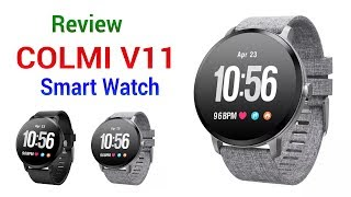 Review: COLMI V11 Smart Watch