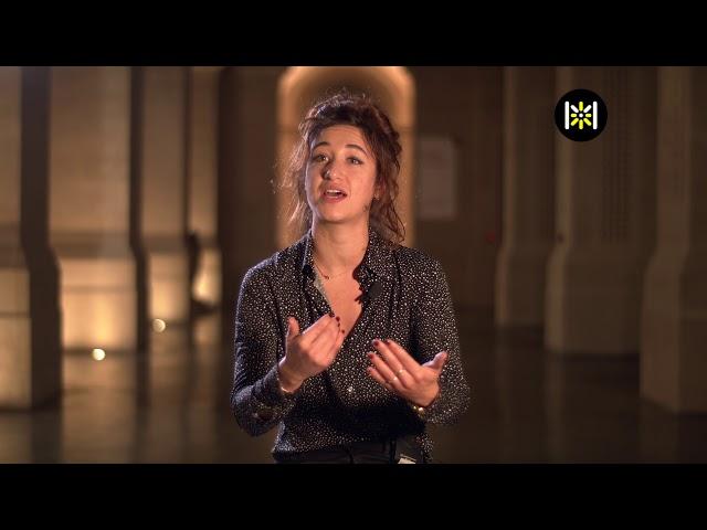 MUSEOMIX NORD 2018 - Ça se discute avec Samia Lorrain