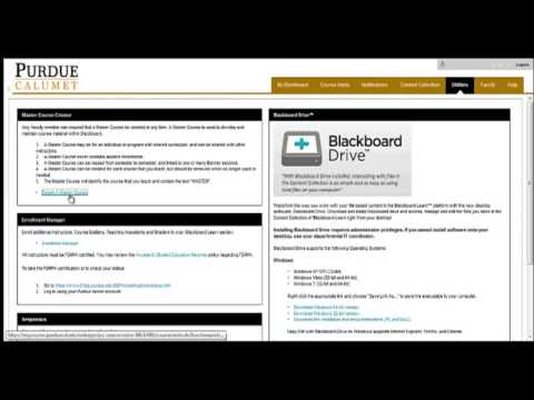 Blackboard Privacy Statement | Blackboard Help