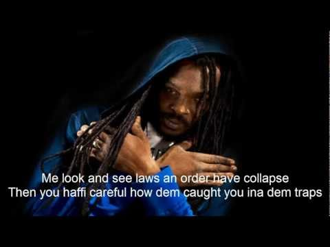 Anthony B - Police lyrics