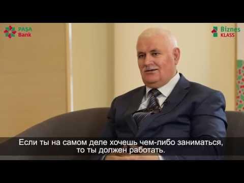 "Biznes Klass: Umud Mirzəyev, ""Avrasiya-Kredit"" BOKT"