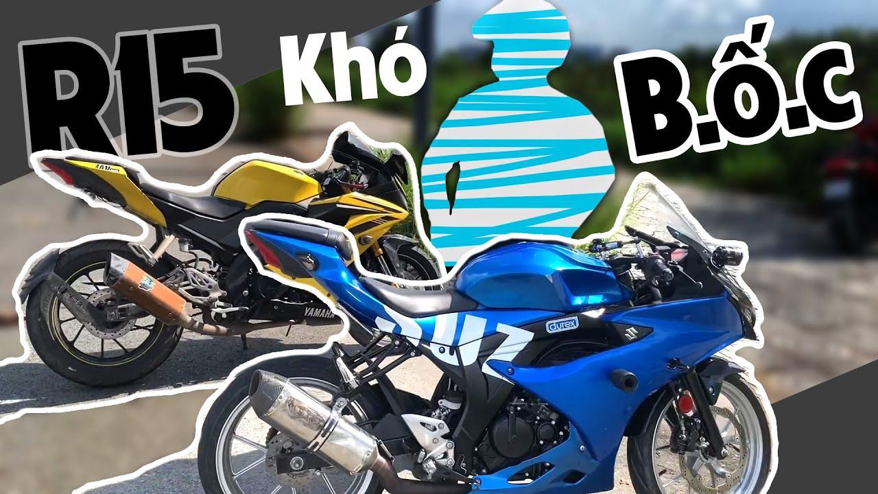 HauLee thử GSX-R150 solo Wheelies R15 v3 - xe nào dễ hơn - St 4