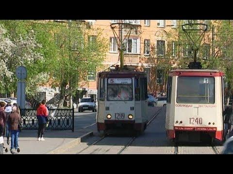 Общественный транспорт в Челябинске