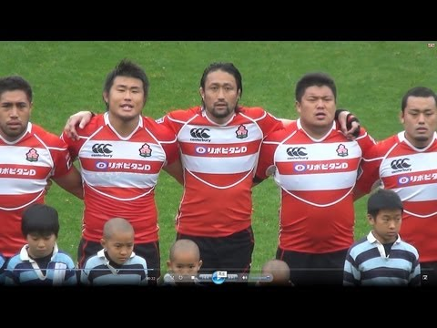Rugby JAPAN × Philippine 1st 五カ国ラグビー2013-420
