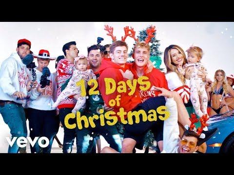 Jake Paul  12 Days Of Christmas Feat Nick Crompton   1 Hour Version