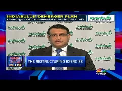 Indiabulls Real Estate: The Restructuring Exercise