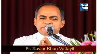 Repeat youtube video Fr. Xavier - Word of God heals (Malayalam)