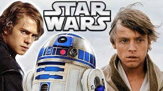 Why R2-D2 Never Told Luke that Darth Vader is Anakin - Star Wars Explained