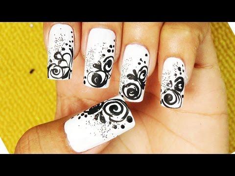 Nail Art Ideas – Nails Polish Compilation – Nail Art Paint Design – Chamroeun Part #98