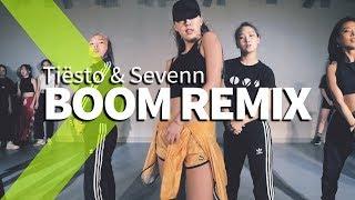 Tiësto & Sevenn - BOOM(Remix) ft. Gucci Mane / JaneKim /Cho...