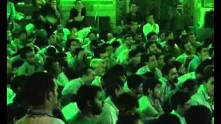 شب 4 ماه رمضان 1390 مسجد ارک - قسمت پنجم ║ حاج منصور ارضی