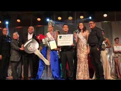 Emma Sheedy is crowned Miss Earth Guam 2017