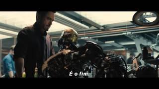 Os Vingadores 2: A Era de Ultron | Teaser Trailer