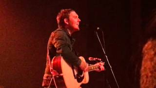 Among Other Foolish Things, Brian Fallon & the Crowes, Turner Hall Ballroom, Milwaukee, WI 3/18/16