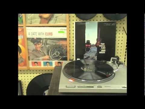 Jimmie Rogers, Railroad Songs, RCA Victor, 1950's - The