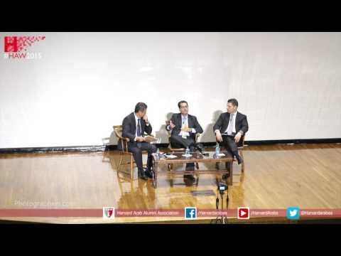 Keynote Address: Richard Shediac & Nabil Lahham | Moderated by Ralph Chami