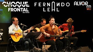 Fernando Leal no Choque Frontal ao Vivo