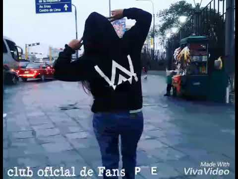 Ignite - Alan Walker en Peru Mayo 2018