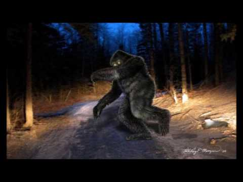 World Bigfoot Radio #17, Pt #1 ~ Bigfoot meets.....THE EXORCIST!!