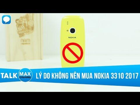Bỏ 1 Triệu Ra Mua Nokia 3310 2017 Không đáng Chút Nào