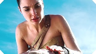 WONDER WOMAN Movie TRAILER (Gal Gadot - Comic Con 2016)