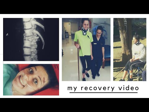 Spinal Cord Injury - Recovery Video