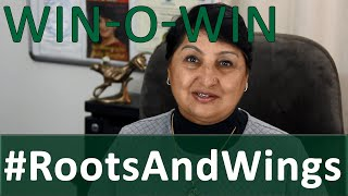 Win-O-Win: The Roots And Wings Debate - Who Is Right?