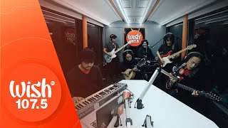 "Halina performs ""Kwarto Waltz"" LIVE on Wish 107.5 Bus"