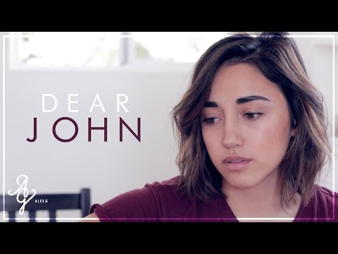 Dear John (Taylor Swift) | ALEX G | Dining Room Sessions