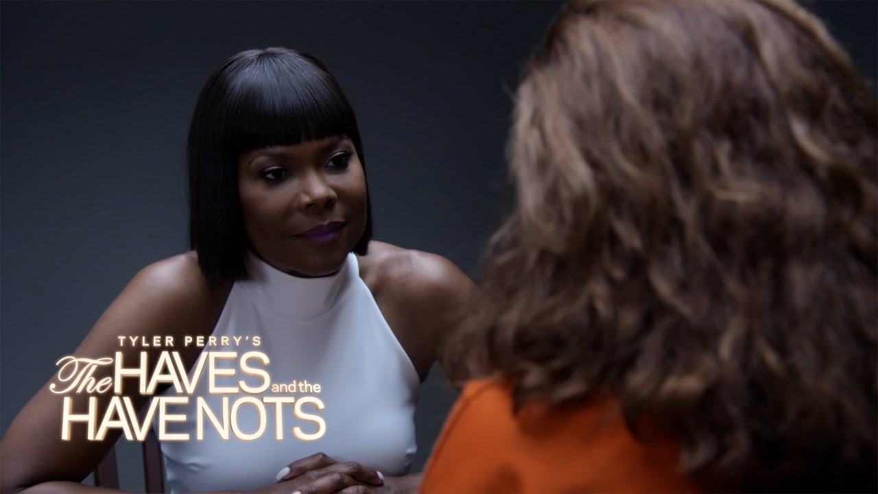 """Download Veronica to Katheryn: """"I'll Get You Out Of Here""""   Tyler Perry's The Haves and the Have Nots   OWN"""