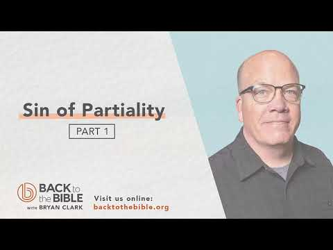 Discovering a Living Faith - The Sin of Partiality pt. 1 - 6 of 20