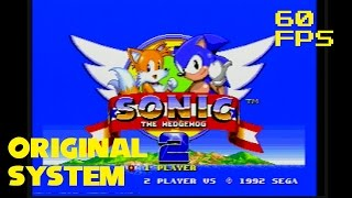 1. (60 FPS Genesis) Emerald Hill Zone - Sonic the Hedgehog 2