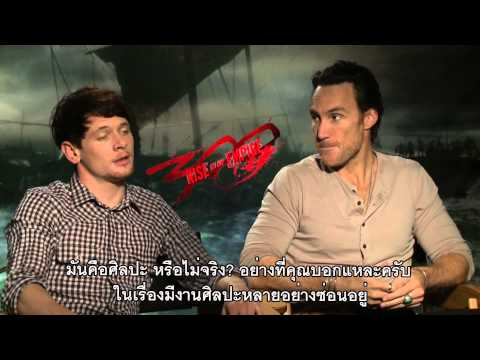 300: Rise of an Empire - Callan Mulvey and Jack O
