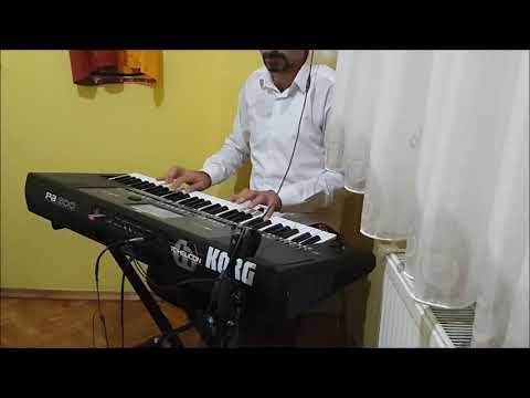 Korg Pa600 Ben Yoruldum Hayat Gitar Arpej Piano Cover