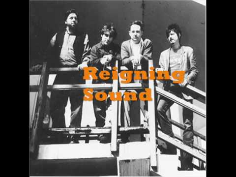 Reigning sound - Straight Shooter