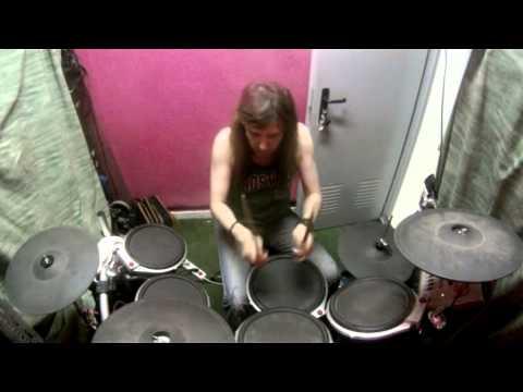 CIRQUE DU SOLEIL Drums Audition Willie Sagone (Varekai   Icarians)