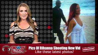 Rihanna Shoots