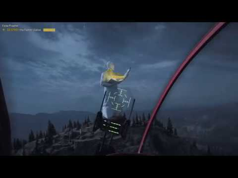 Far Cry 5 Best Way To Destroy The Statue Of Joseph Seed Tips