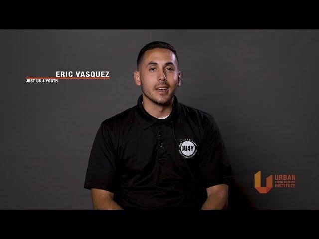 Mentoring Gang-Affiliated Youth - Eric Vasquez