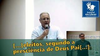 1 Pedro 1.1,2 Introdução - Saudação #Libras