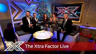 The Judges talk to Matt and Rylan | Xtra Factor Live 2016