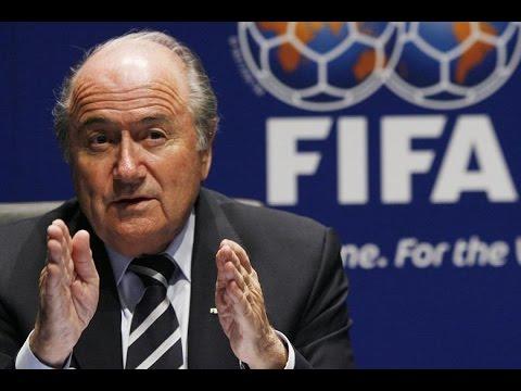 Scandale à la FIFA qui sera le prochain après Sepp BLATTER?