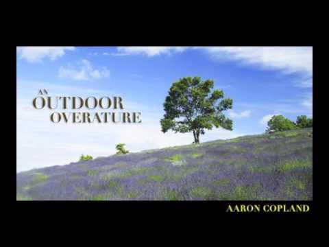 An Outdoor Overture—Aaron Copland