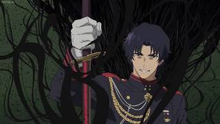 終わりのセラフ [Seraph of the End: Vampire Reign] Best Moments  #2 Vampire Mikaela 百夜優一郎 検索動画 3