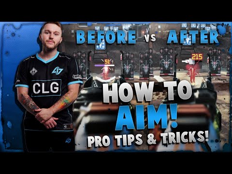 How to IMPROVE AIM in Apex Legends! - 5 PRO Tips/Tricks!
