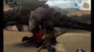 Monster Hunter Frontier Trailer (Season 1)