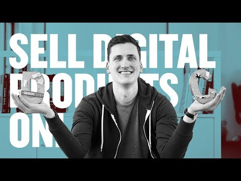 How to Sell Digital Products Online w/ Tom Ross